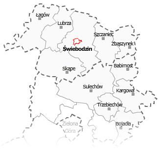 Zakres terytorialny